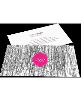 """Geboortekaartje """"Lisse"""""""