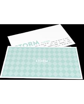 """Geboortekaartje """"Storm"""""""